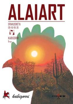 Erakusketa: Alaiart, Kartela